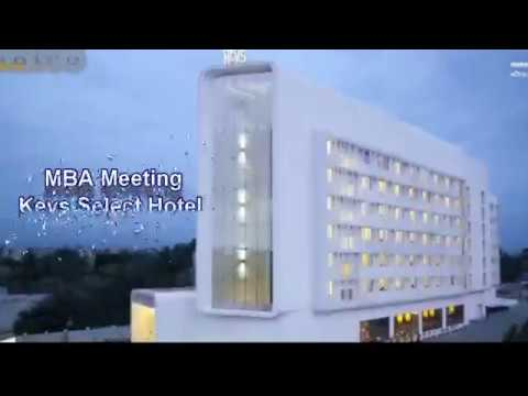 ST COURIER - MBA MEETING @ KEY SELECT HOTEL BANGALORE