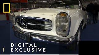 Car S.O.S. Workshop Uncut - Mercedes Benz 230SL