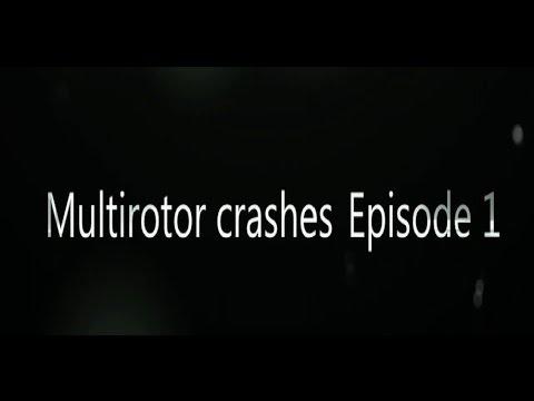 Drone fail mega compilation - NO MUSIC
