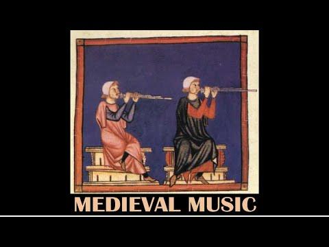 Medieval music - Santa Maria strela do día by Arany Zoltán