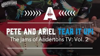 Pete and Ariel Tear it Up The Jams of Andertons TV Vol 2 MP3
