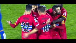 Video Gol Pertandingan Getafe vs Espanyol