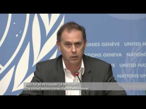 World Government : United Nations calls for gun confiscation policies in the U.S. (Jun 14, 2016)