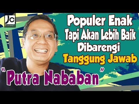 Putra Nababan, Jurnalis yang Berdedikasi - JC Vlog