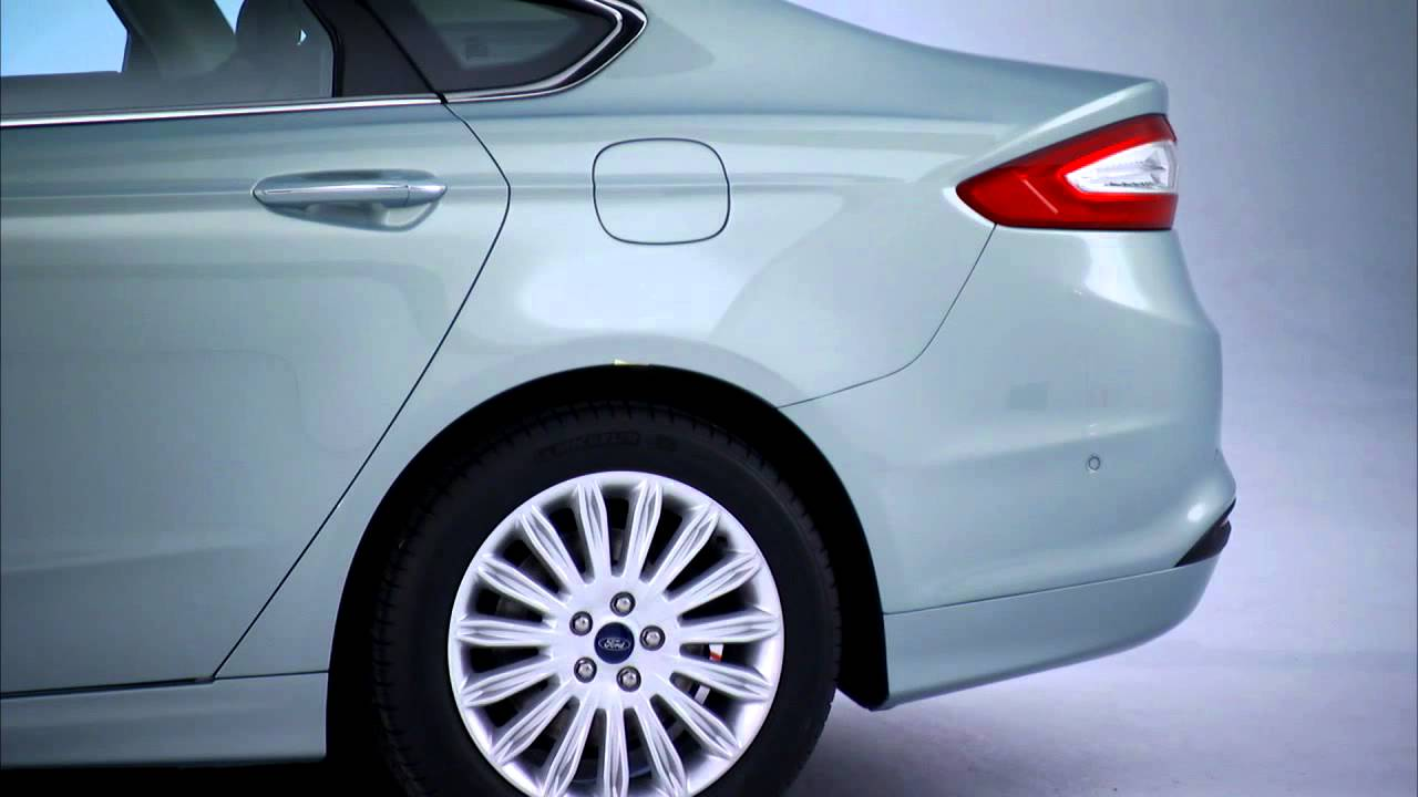 The Ford Fusion Energy Plug In Hybrid