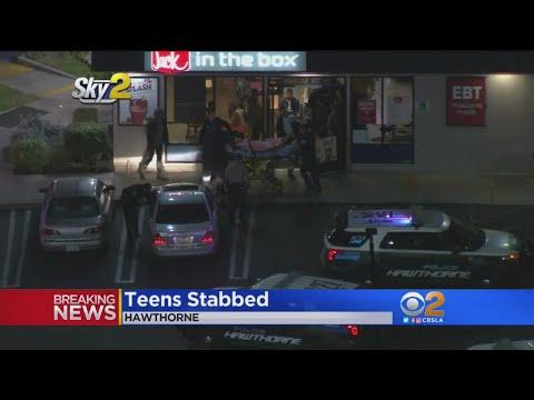 At Least 3 Stabbed, 2 Teens, Outside Church Fair In Hawthorne