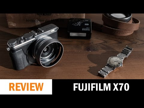 First Impression: Fujifilm X70
