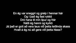 Greifarnir - Frystikistulagið ~með lyrics~