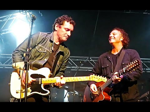 Crush In Concert (selections), Cory Tetford & Paul Lamb, Iceberg Alley Performance Tent, St. John's