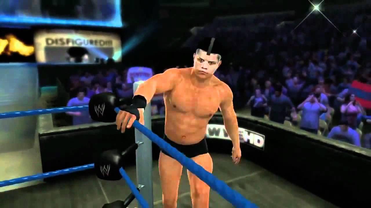 WWE 12': Undashing Cody Rhodes Entrance + Finisher (WWE 12 Footage) YouTube