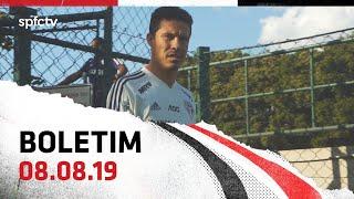 BOLETIM DE TREINO: 08.08   SPFCTV
