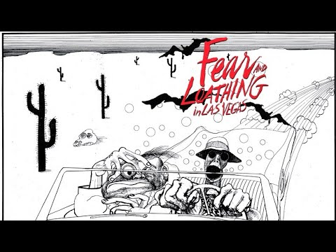 Fear And Loathing In Las Vegas : Full Audiobook