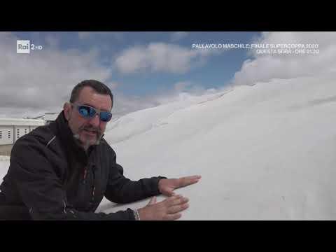 Salvaguardia del ghiacciaio