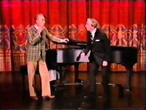 Bing Crosby, Ray Bolger & Marvin Hamlisch 1976