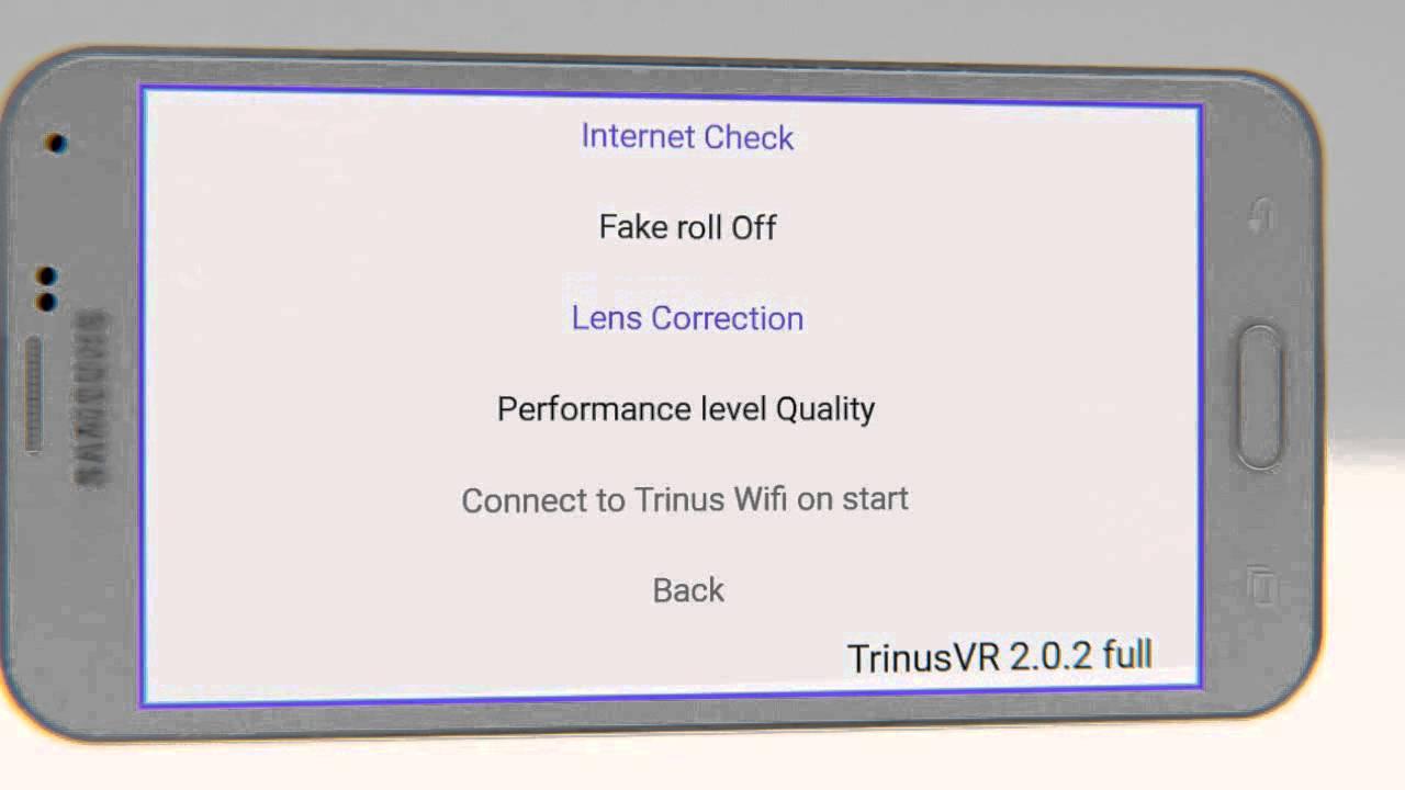 Trinus vr setup guide