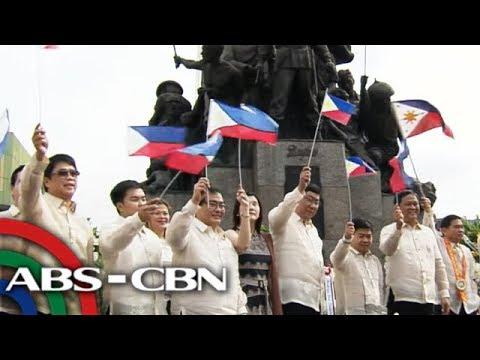 TINGNAN: Araw ng Kalayaan sa iba't ibang panig ng bansa