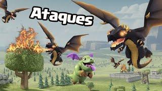 ¡¡DRAGONES AL MÁXIMO!! | Clash of Clans con TheAlvaro845 | Español