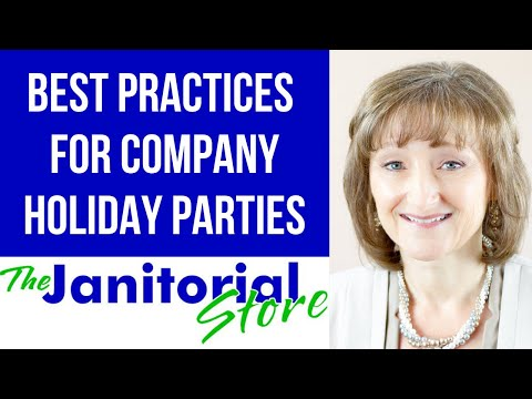 Holiday Parties: Best Practices when Alcohol is Allowed