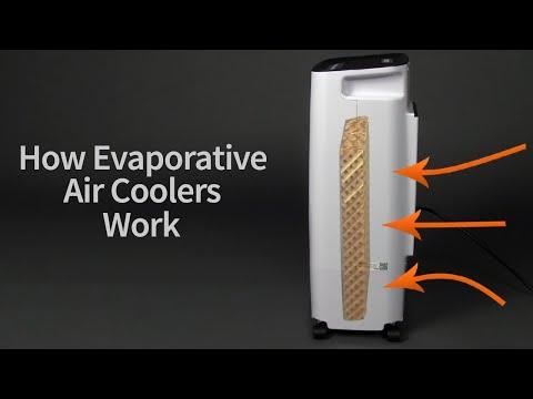 How Evaporative Air Coolers Work | Sylvane
