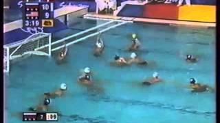 Водное поло.Олимпиада Сидней 2000.Россия-США