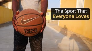 The Sport Everyone Loves