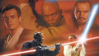 A Runthrough Star Wars Episode I: Jedi Power Battles *GBA*