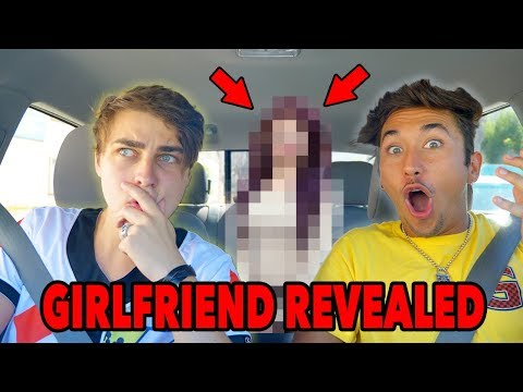 DRIVING WITH COLBY BROCK (tea was spilt)