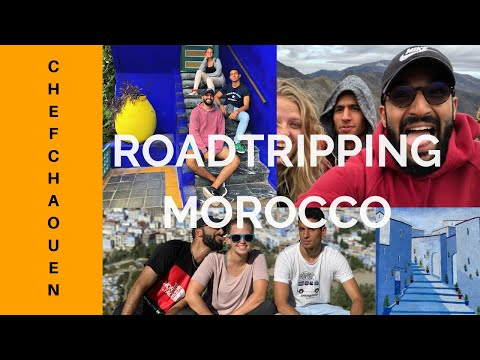 ROADTRIPPING MOROCCO - day 2 \\ CHEFCHAOUEN