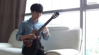 Repeat youtube video (Johann Pachebel) Canon – Sungha Jung (Ukulele)