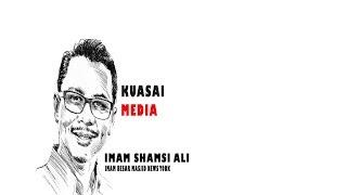 Saatnya Kuasai Media, Shamsi Ali, Imam Masjid Besar NEW YORK bag-9