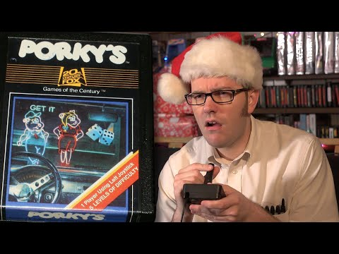 Porky's (Atari 2600) Angry Video Game Nerd - Episode 130
