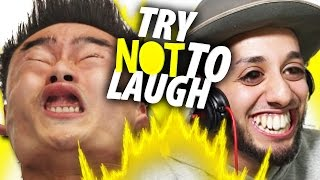 TRY NOT TO LAUGH BATTLE - mit Danergy
