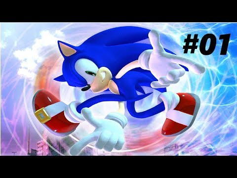 Sonic Adventure #01 - Emerald Coast (Xbox One)