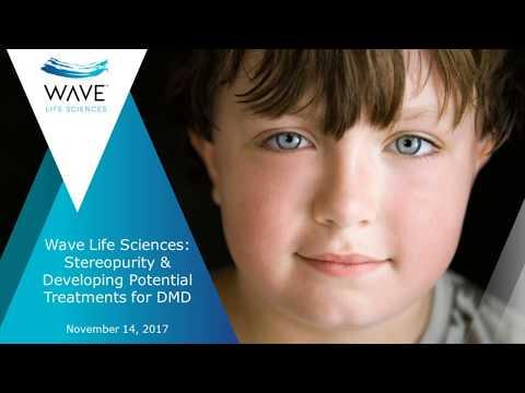 [Webinar] Wave Life Sciences - November 2017