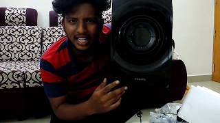 Philips SPA8000B 5.1 Home Theater | Unboxing | Features | Sound Test