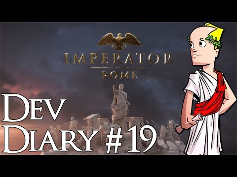 Comet Sighted! | 19 | | Imperator: Rome Developer Diary #19 | Unrest and Loyalty