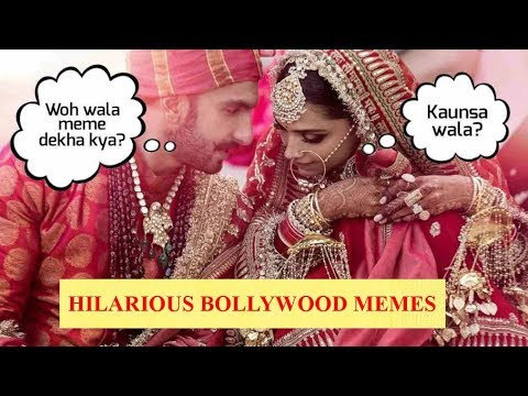 Hilarious Bollywood memes that took over the internet in 2018