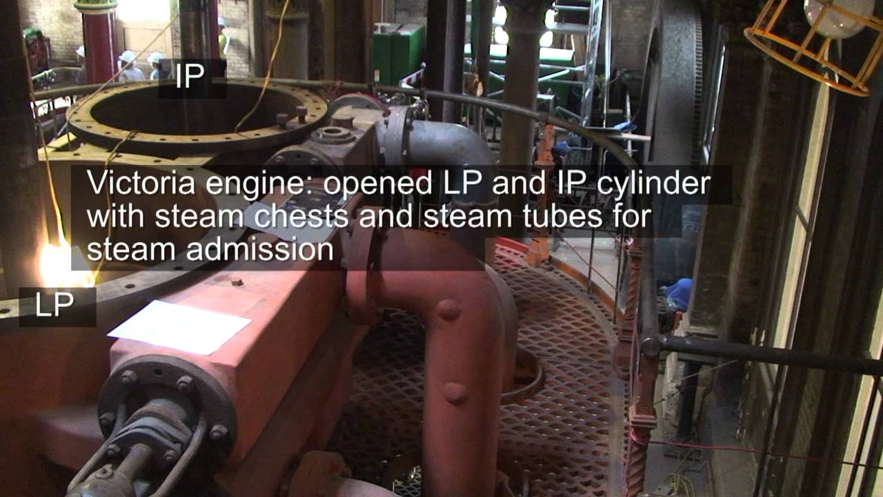 How It Works The Corliss Valve Gear Of Crossness Steam Engines Engine Diagram Diesel Animation Youtube