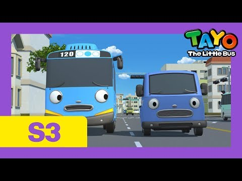 Tayo's promise l Tayo S3 EP8 l Tayo the Little Bus