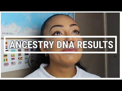 *EMOTIONAL* ANCESTRY DNA RESULTS