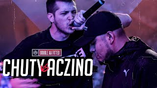 ACZINO vs CHUTY - 4tos de Final  DOUBLE AA FEST 2017 (VIDEO NO OFICIAL) (AUDIO MEJORADO)