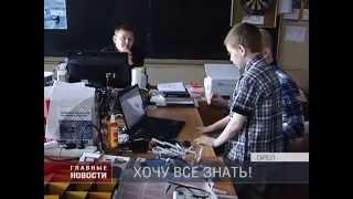 От робототехники до кота Шредингера. 10 летний Арсений Цыбаров постигает науку в университете.