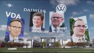 Doku: Geheimakte VW - Abgasskandal und Dieselgate - ZDF Zoom