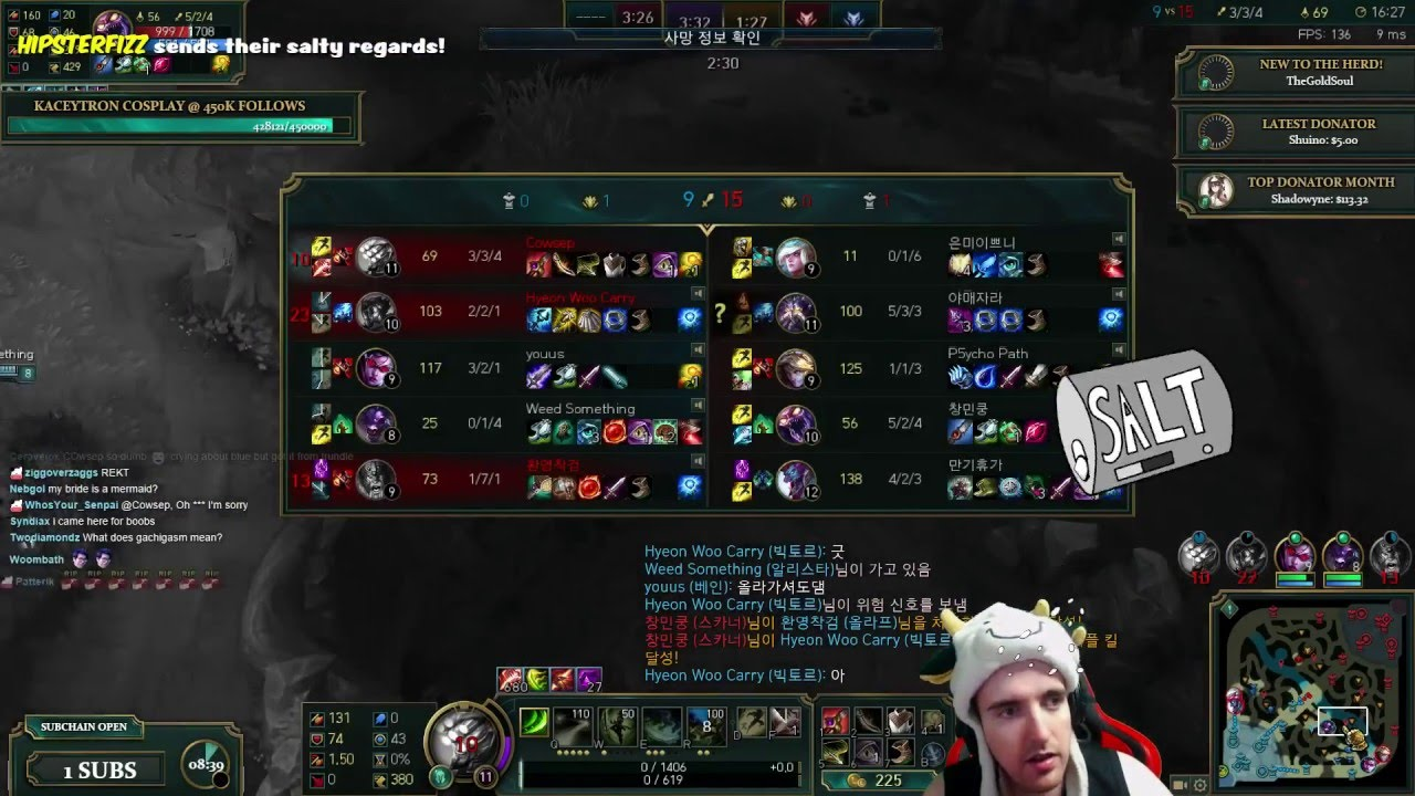 Image Result For Cowsep Master Yi Build