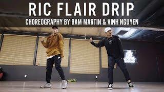 "Offset & Metro Boomin - ""Ric Flair Drip"" Choreography by Bam Martin & Vinh Nguyen"