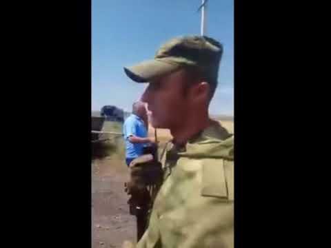 Что армяне говорят о русских солдатах.
