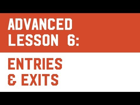 Bitcoin Trading (Free Course) Lesson 18: Entries & Exits