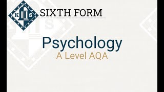 A Level Psychology Induction lesson