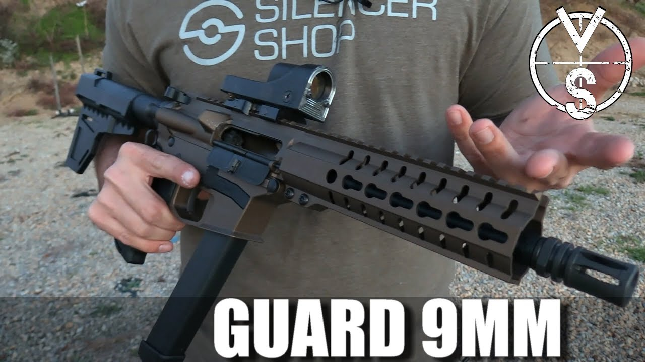 The Best 9mm Carbine of 2017 (CMMG Guard)