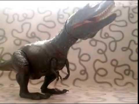 Gorgosaurus Roar (Animation test)